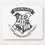 Crête 2 de Hogwarts Tapis De Souris