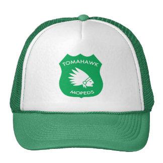 Crête américaine de Tomahawk - vert d'acclamations Casquette