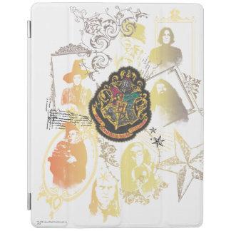 Crête colorée de Harry Potter | Hogwarts Protection iPad