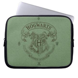 Crête de bannière de Harry Potter   Hogwarts Protection Pour Ordinateur Portable