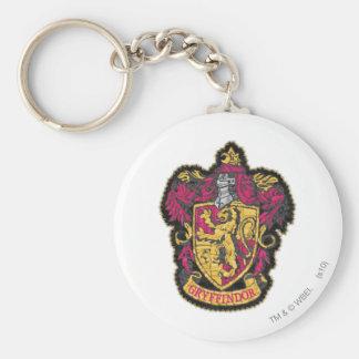 Crête de Chambre de Harry Potter | Gryffindor Porte-clés