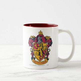 Crête de Chambre de Harry Potter | Gryffindor Tasse 2 Couleurs