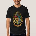 Crête de Chambres de Hogwarts quatre T-shirts