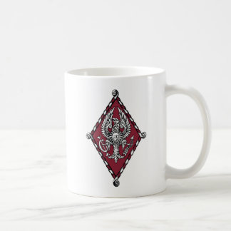 Crête de couleur de PBP Mug