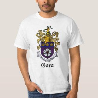 Crête de famille de Gara/manteau de T-shirt de