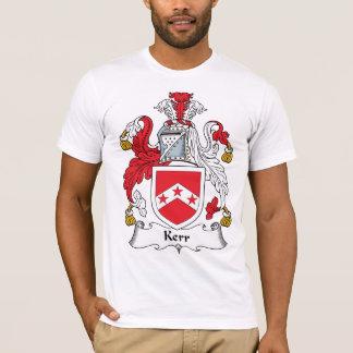 Crête de famille de Kerr T-shirt