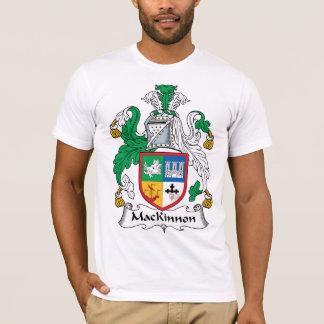 Crête de famille de MacKinnon T-shirt