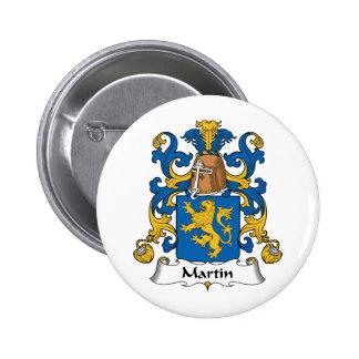 Crête de famille de Martin Badge