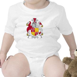 Crête de famille de Massey Bodies Pour Bébé