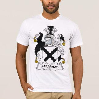 Crête de famille de Middleton T-shirt