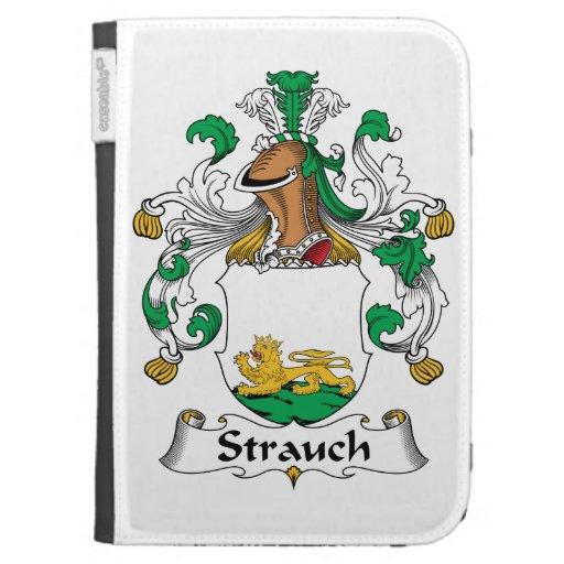 Crête de famille de Strauch Coque Pour Kindle