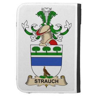 Crête de famille de Strauch Étuis Kindle