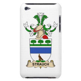 Crête de famille de Strauch Étuis iPod Touch
