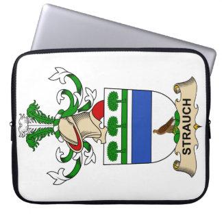 Crête de famille de Strauch Housses Ordinateur Portable