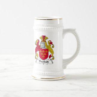 Crête de famille de Theobald Chope À Bière