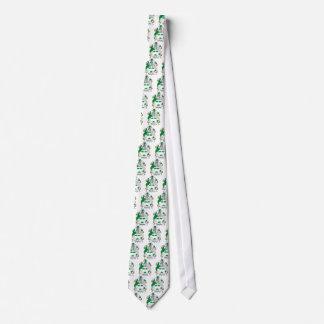 Crête de famille de Tyldesley Cravate