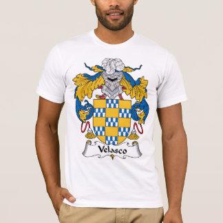 Crête de famille de Velasco T-shirt