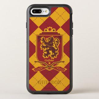 Crête de Harry Potter | Gryffindor QUIDDITCH™ Coque Otterbox Symmetry Pour iPhone 7 Plus
