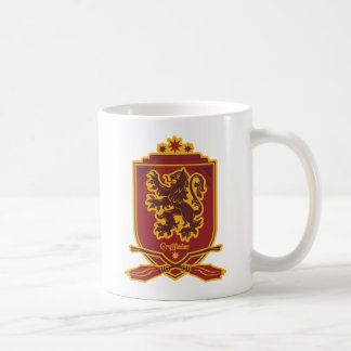 Crête de Harry Potter | Gryffindor Quidditch Mug