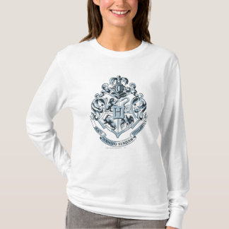 Crête de Harry Potter | Hogwarts - bleu T-shirt