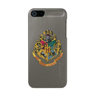 Crête de Harry Potter | Hogwarts - polychrome Coque iPhone 5 Incipio Feather® Shine