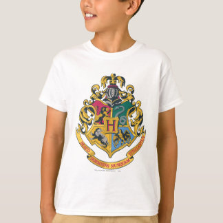 Crête de Harry Potter | Hogwarts - polychrome T-shirt
