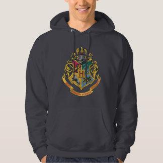 Crête de Harry Potter | Hogwarts - polychrome Veste À Capuche