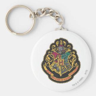 Crête de Harry Potter   Hogwarts Porte-clé Rond