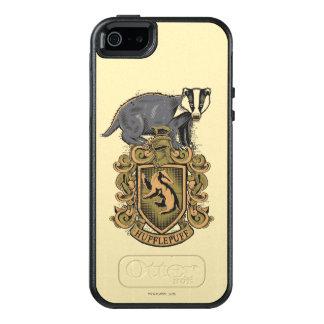 Crête de Harry Potter | Hufflepuff avec le Coque OtterBox iPhone 5, 5s Et SE