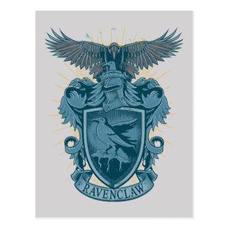 Crête de Harry Potter | Ravenclaw Cartes Postales