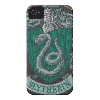 Crête de Harry Potter | Slytherin - cru Coques Case-Mate iPhone 4