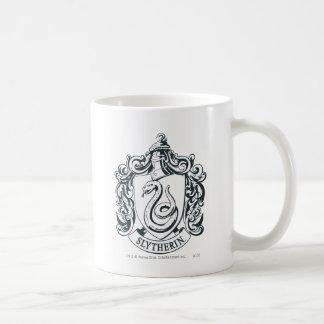 Crête de Harry Potter | Slytherin - noire et Mug