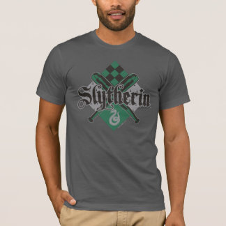 Crête de Harry Potter | Slytherin Quidditch T-shirt