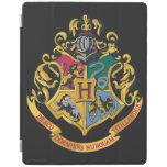 Crête de Hogwarts polychrome Protection iPad