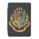 Crête de Hogwarts polychrome Protection iPad Mini