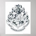 Crête de Hogwarts Posters