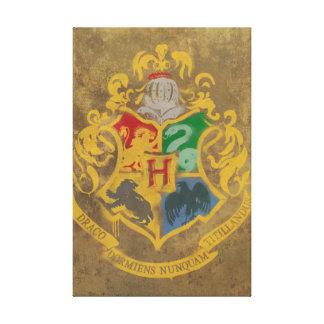 Crête de Hogwarts Toiles Tendues Sur Châssis