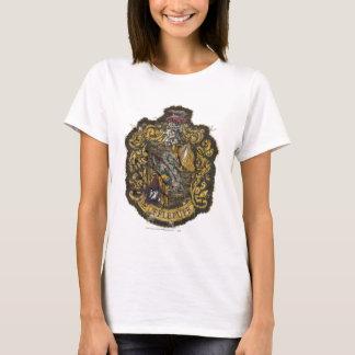 Crête de Hufflepuff - détruite T-shirt