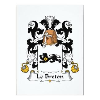 Crête de Le Breton Family Bristol