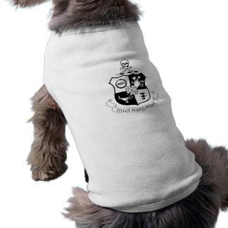 Crête de PKS T-shirt Pour Chien