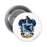 Crête de Ravenclaw Badge Rond 5 Cm