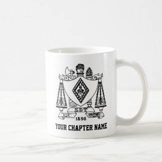 Crête de ZBT Mug