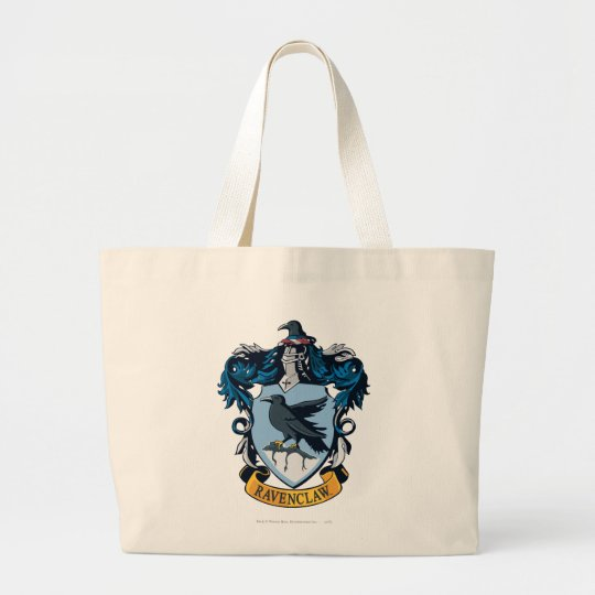 Crête gothique de Harry Potter   Ravenclaw Grand Tote Bag