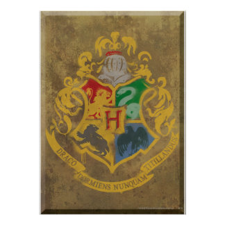 Crête HPE6 de Hogwarts Posters