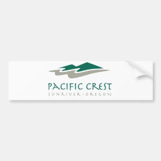 Crête Pacifique Autocollant Pour Voiture