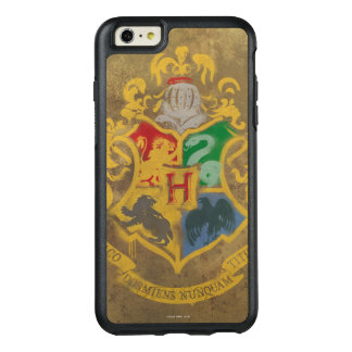 Crête rustique de Harry Potter | Hogwarts Coque OtterBox iPhone 6 Et 6s Plus