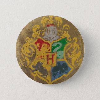 Crête rustique de Harry Potter   Hogwarts Pin's