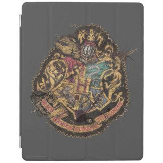 Crête vintage de Harry Potter | Hogwarts Protection iPad