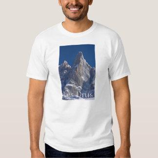 Crêtes de Les Drus des Alpes de la France T-shirt