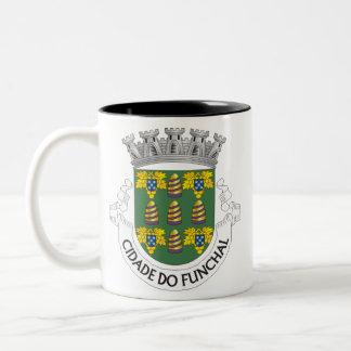 Crêtes de Madeira*, tasse de café de la Madère
